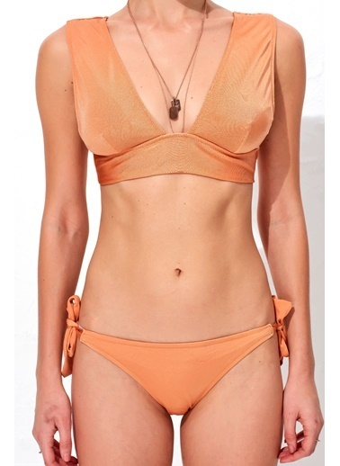 Less is More Bikini Alt Bronz